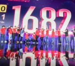 alibaba 1111 2017 record