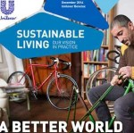 unilever sustainable living