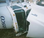 sysco truck crash