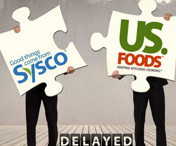 sysco usfoods merger FTC